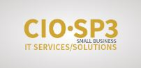 CIO-SP3 Small Business Logo